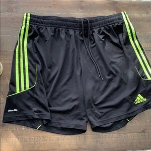 ADIDAS men's basketball 🏀 climalite shorts.